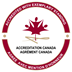 We are accredited by Accreditation Canada