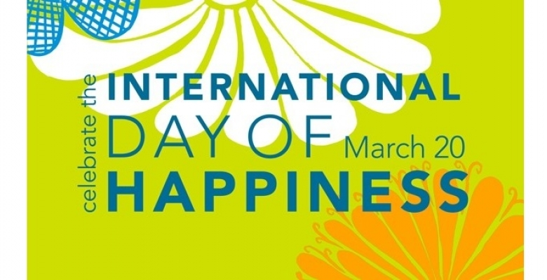 International Day Of Happiness 2015